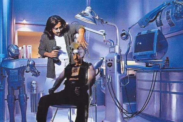Soon after the grand success of 'Indian', Shankar had conceptualised the magnum opus script 'Robot' that was to star Kamal Haasan and eventually mark the debut of Preity Zinta before Manirathnam's 'Dil Se'. The photo shoot had indeed raised everyone's expectations, but somewhere it got dropped after decades, it was made as 'Enthiran' with Rajnikanth. Erstwhile, Shahrukh Khan was supposed to make 'Robot' with Shahrukh Khan in lead role, which was dropped.
