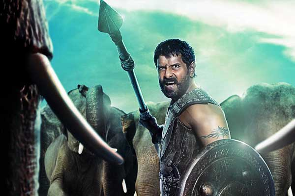 This is a fantasy period drama on the lines of Troy that was to be made by Shankar's associate Karthik. Few portions for this film were shot, but was dropped halfway.