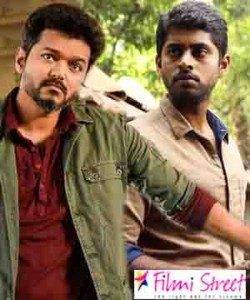 Actor Kathir team up with Vijay in Thalapathy 63