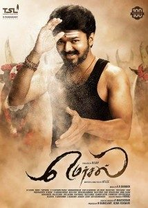 Mersal First Look Poster