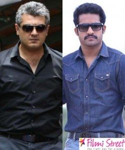 ajith and junior NTR