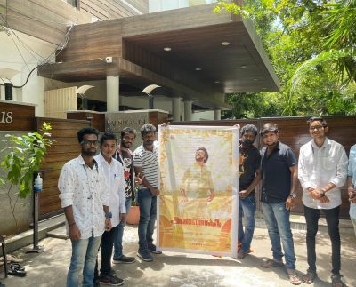 Rajini fans celebrates Annaththe first look posters goes viral